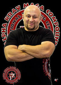 George Buruian in 	 Northbrook - Alpha Krav Maga Compound