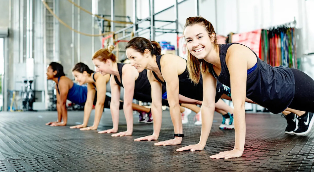 Fitness Training near Manassas