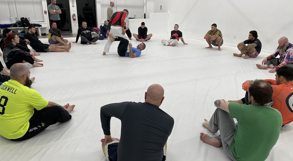 Brazilian Jiu Jitsu near Taunton