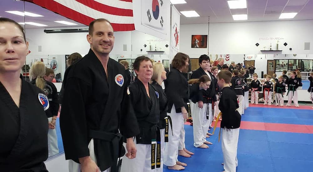 Taekwondo Classes near Mooresville
