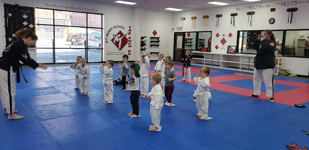 Preschool Martial Arts near Mooresville