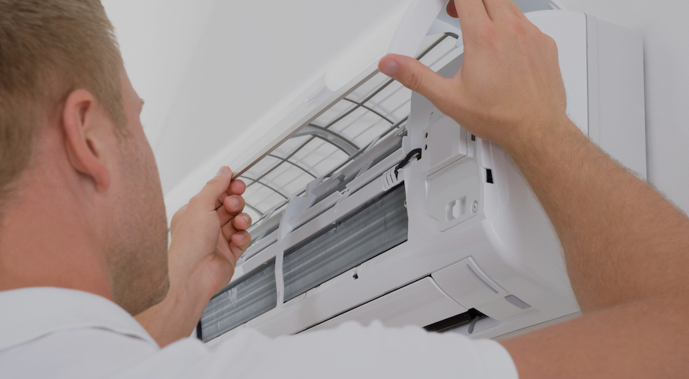 Air Conditioning Contractor Near Greenville