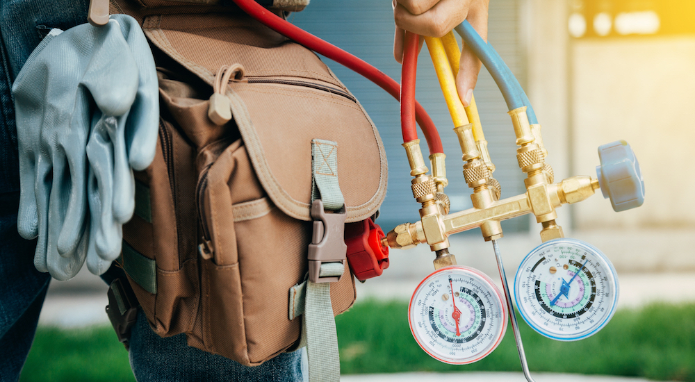 Air Conditioning Contractor in Greenville