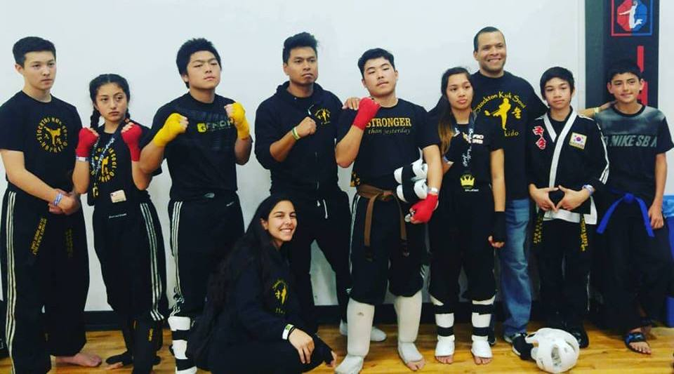 Kids Martial Arts in Stockton