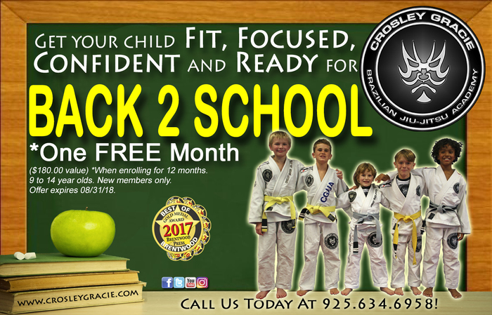 Kids Martial Arts Brentwood