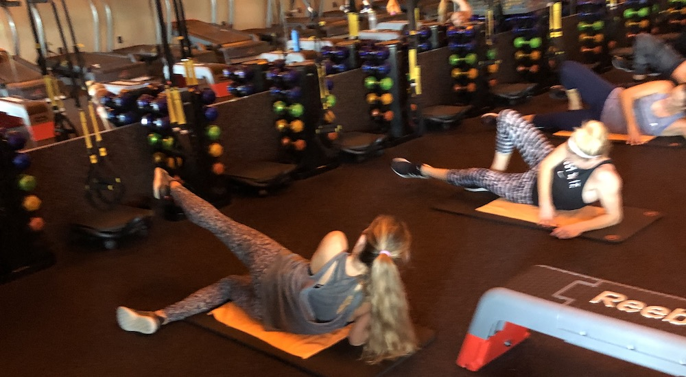 Barre Fitness near Ventura