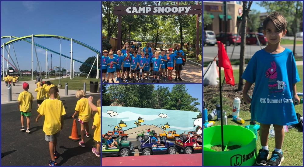 Summer Camp near Ballantyne