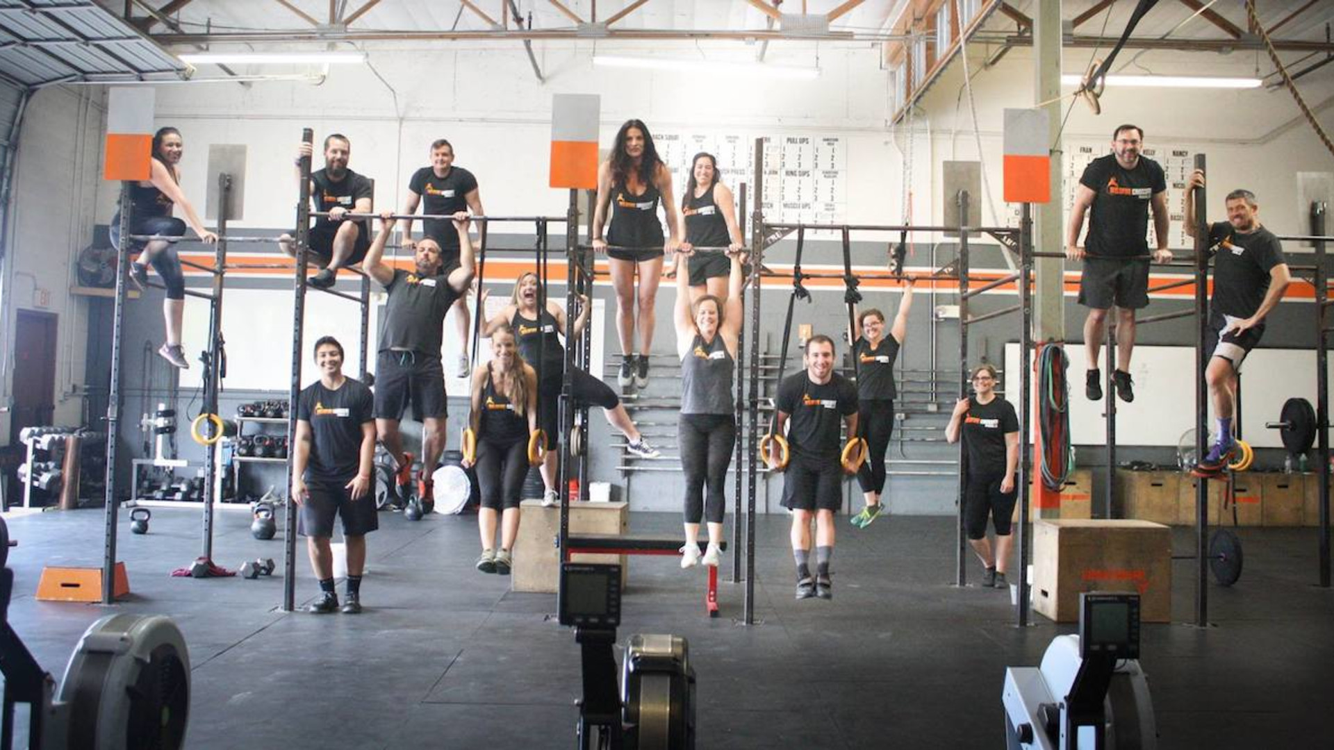 Join Us Today And Take On CrossFit Classes For All Ages