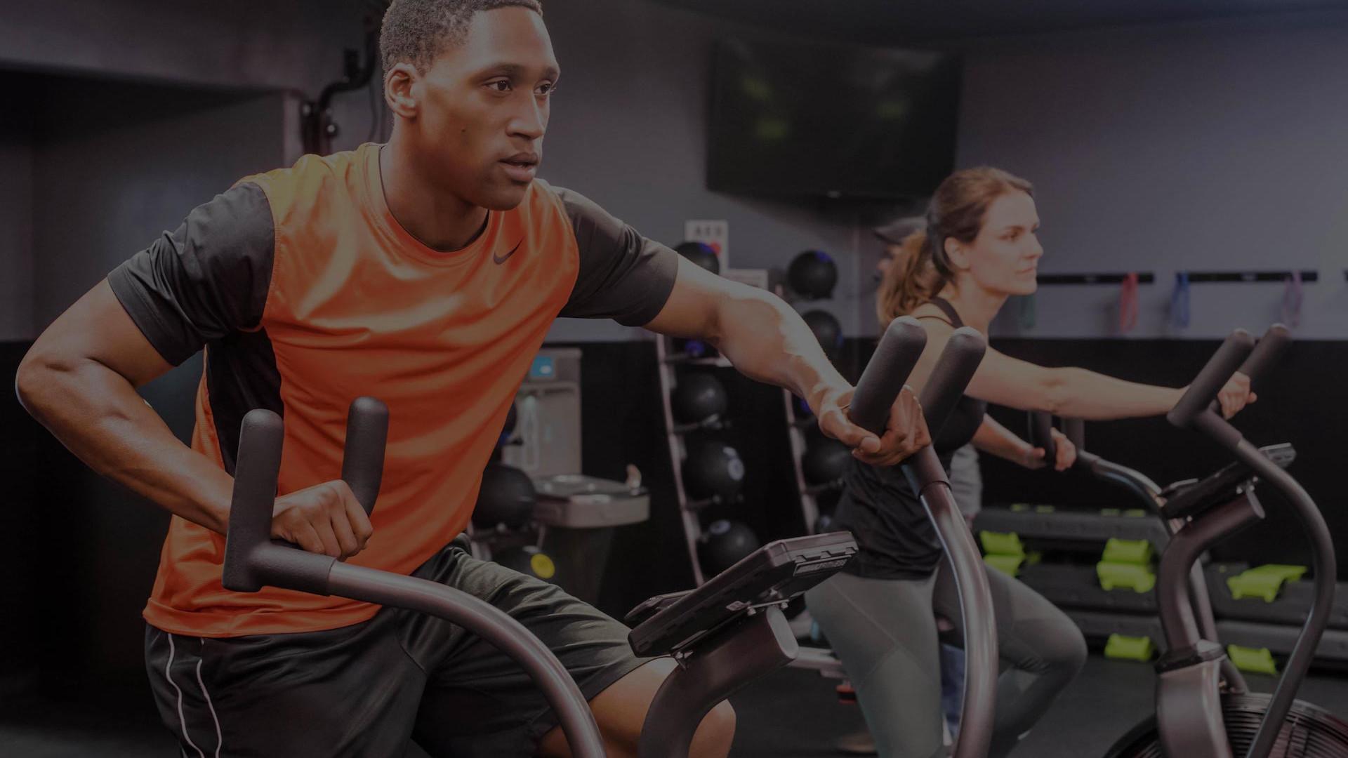 Fitness Classes near Portland