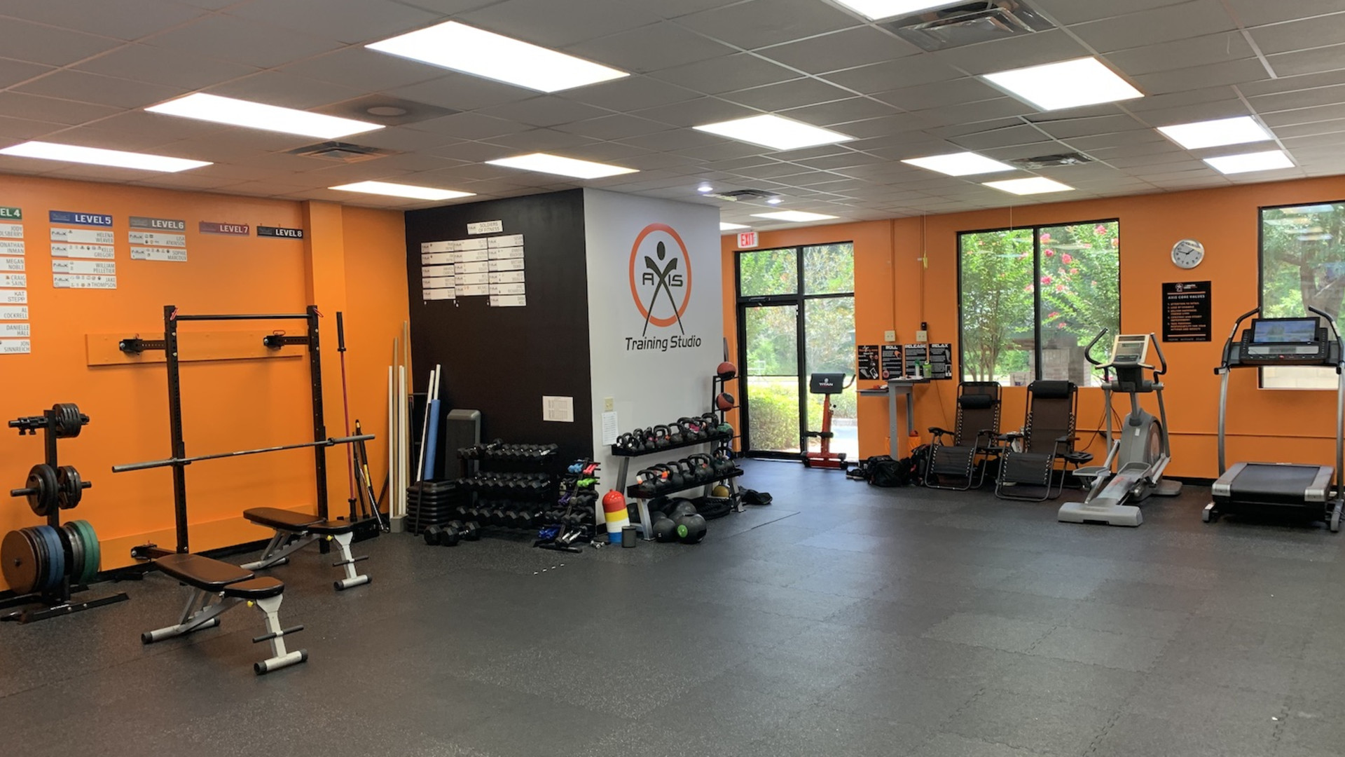 Axis Training Studio is Gainesville's leading personal training studio specializing in corrective exercise for people looking to reclaim their fitness. <strong>REQUEST MORE INFORMATION TODAY TO SCHEDULE A FREE CONSULTATION!</strong>