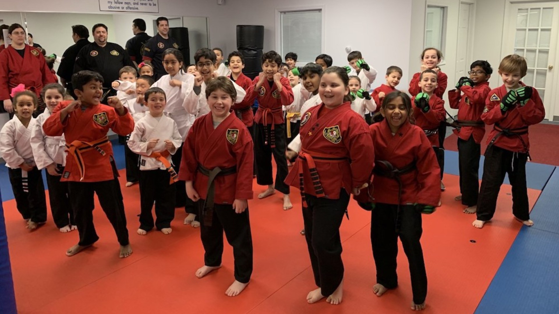 Kids Karate near Okemos
