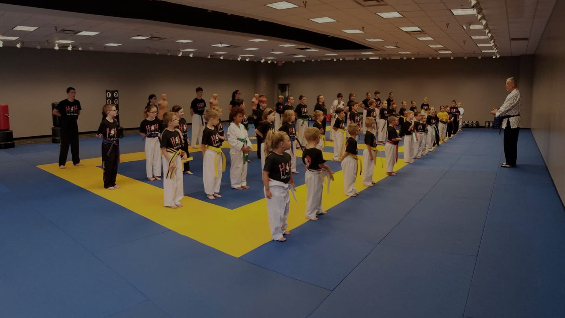 "<span style=""color:#fff;"">Join Us Today For Exciting Martial Arts Instruction The Whole Family Can Enjoy!</span>"