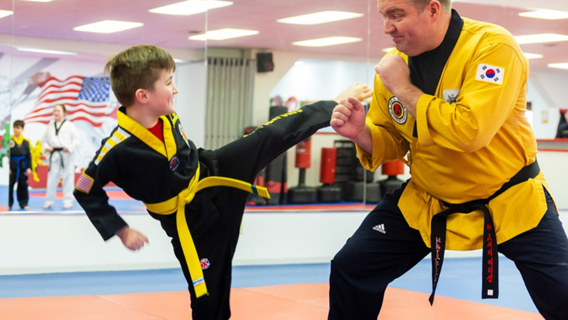 Franklin's Premier Martial Arts Training Facility