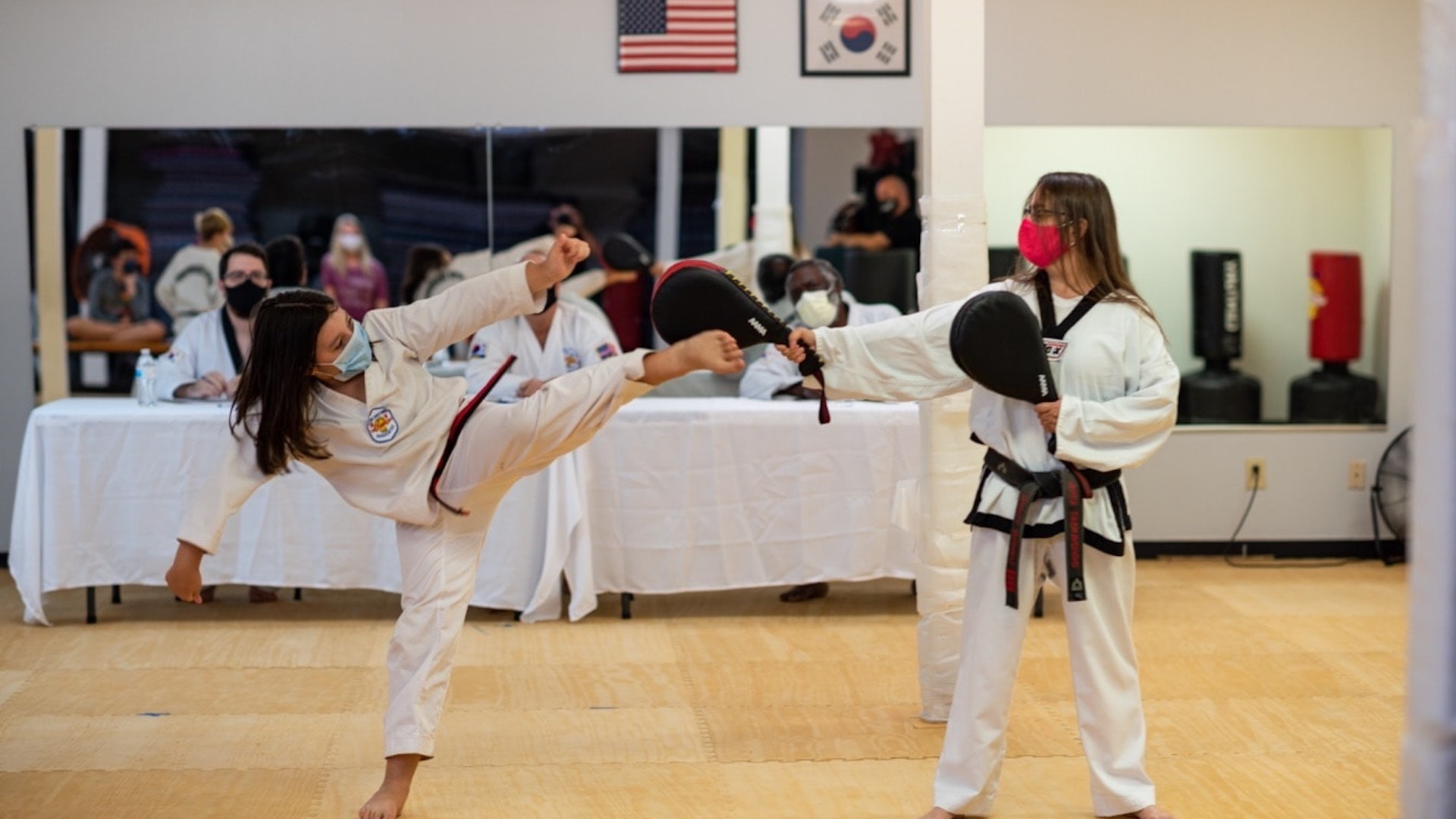 World Class Martial Arts Instruction in Oak Forest