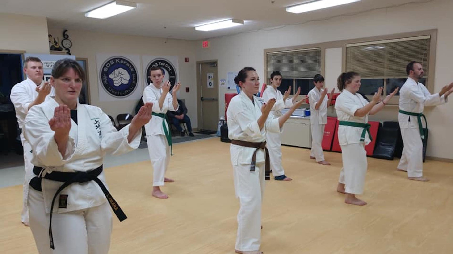Our Traditional Uechi Ryu Karate Classes Offer Fitness, Self-Defense, and High-Energy Fun!