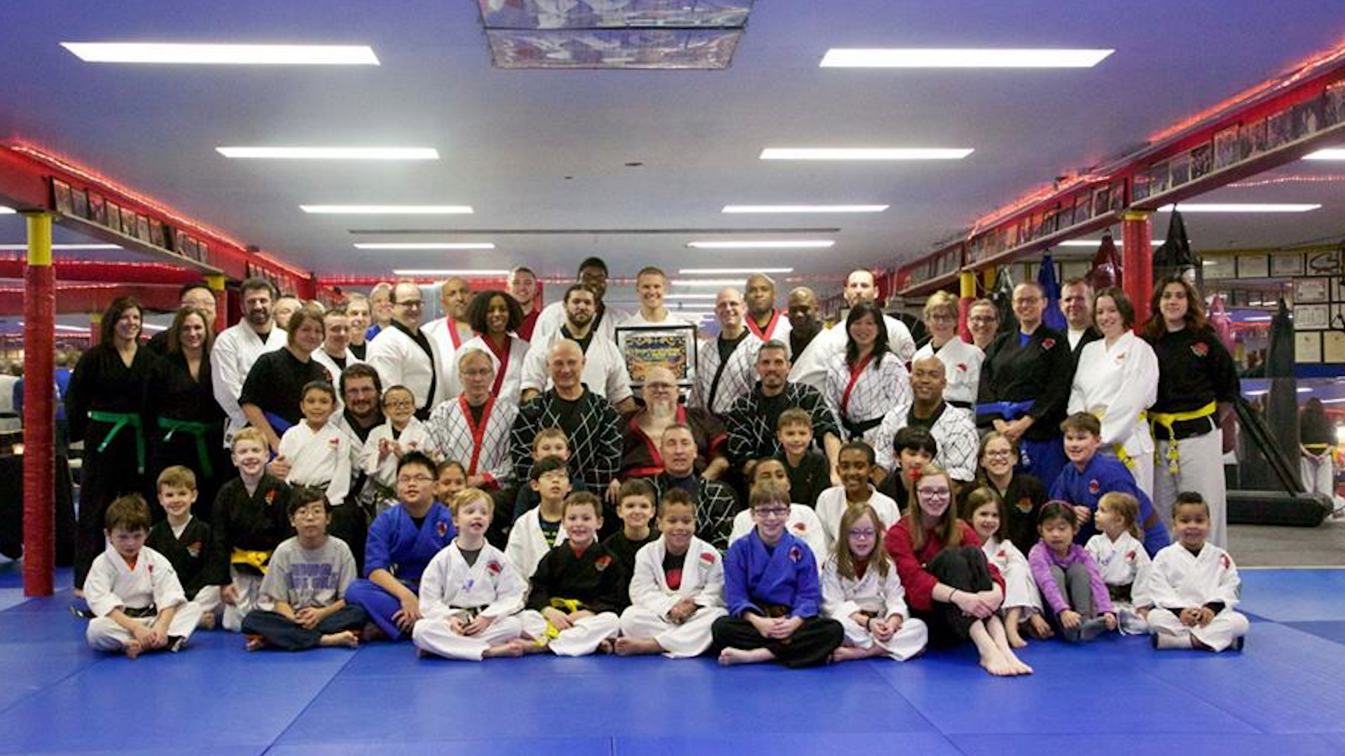 <strong>Celebrating 40 years of Martial Arts Excellence since 1980</strong></br>