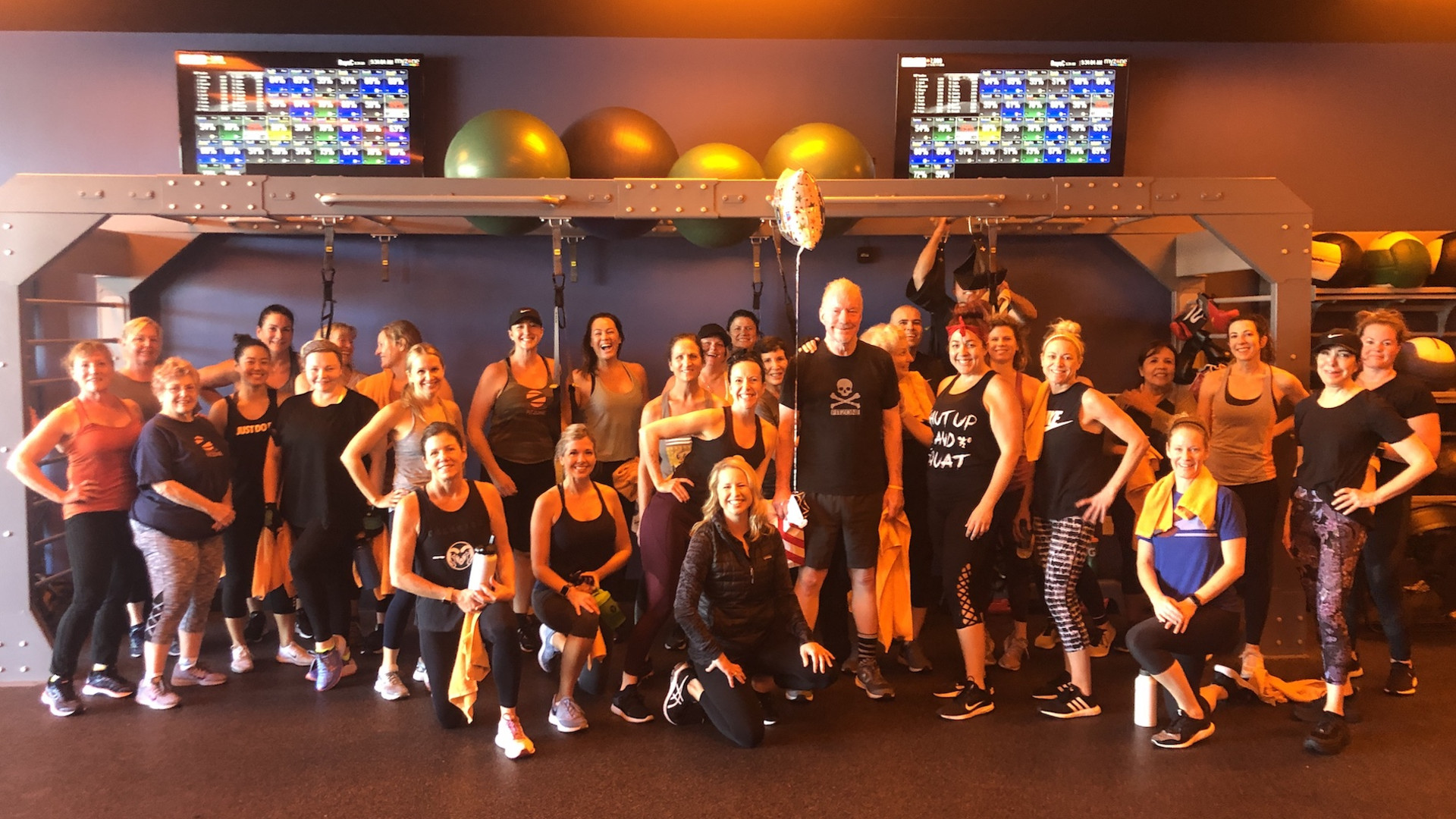 <style> v {   text-shadow: 2px 2px 8px #1e2a55; } </style><strong><v>Voted #1 Fitness Studio in Ventura County 2016 | 2017 | 2018 | 2019</v></strong>