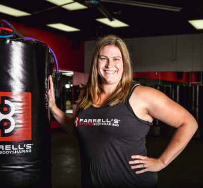 Fitness Kickboxing near Brooklyn Park