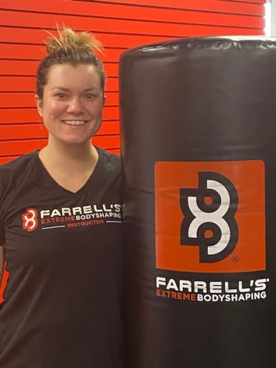 Fitness Kickboxing near West Des Moines