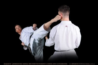 Kids Karate near Stewarton