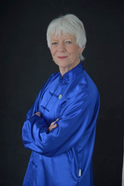 Pam Nicklin