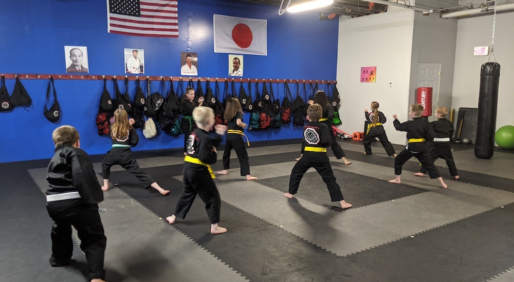 Karate near Watford City
