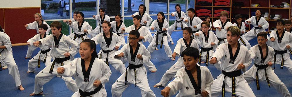 Kids Martial Arts near San Jose
