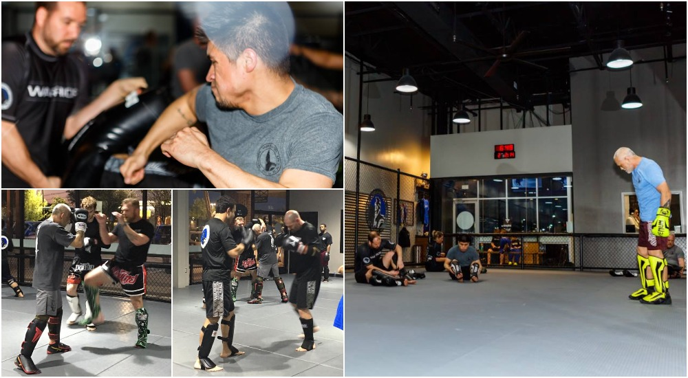 Kickboxing near Frisco