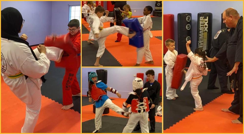 Kids Martial Arts near Tulsa