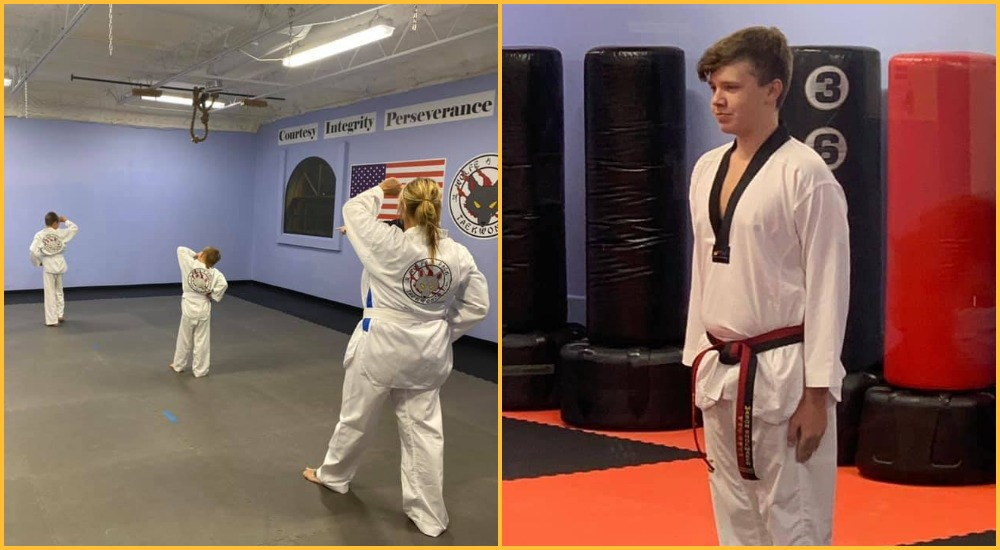 Private Martial Arts Training near Tulsa