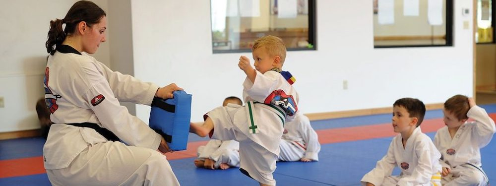 Preschool Martial Arts near Naperville