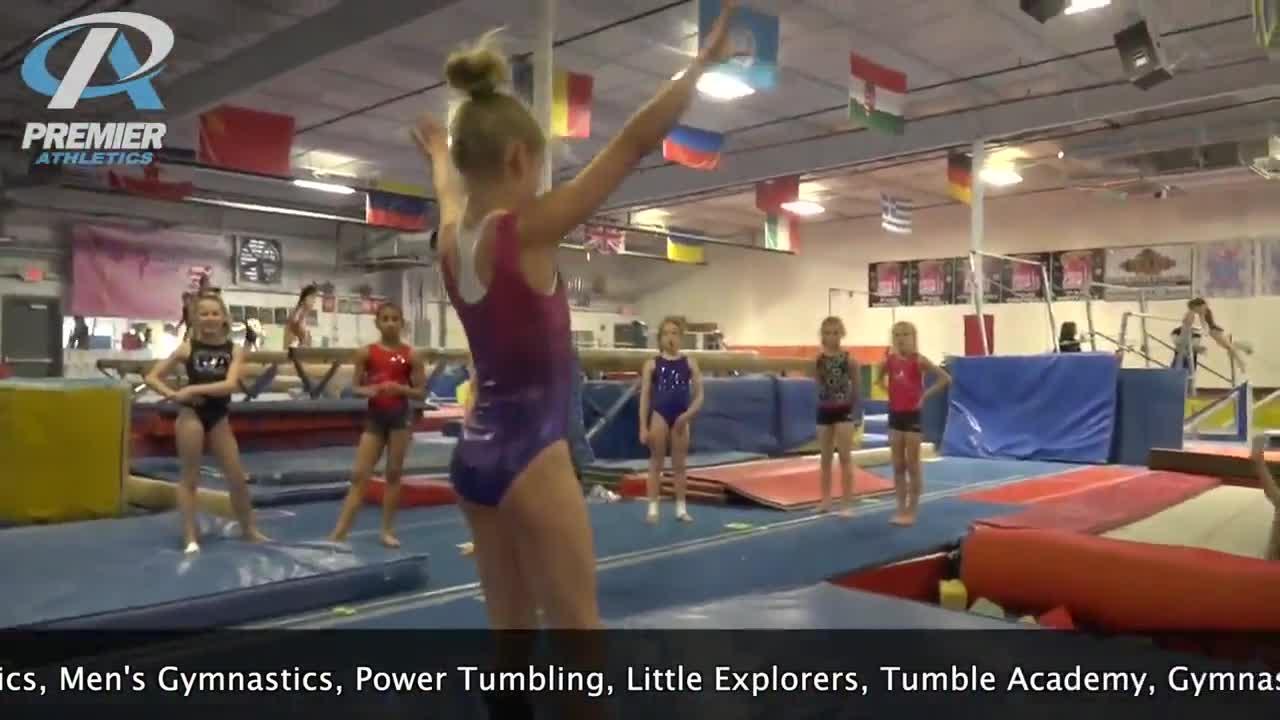 Premier Athletics - Gymnastics & Dance - Premier Corporate
