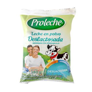 LECHE PROLE DESLACTOSADA 30*380