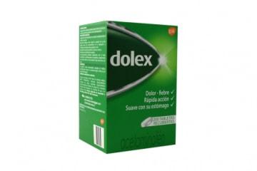 DOLEX ANALGESICO TABLETA 62DIS*50UND