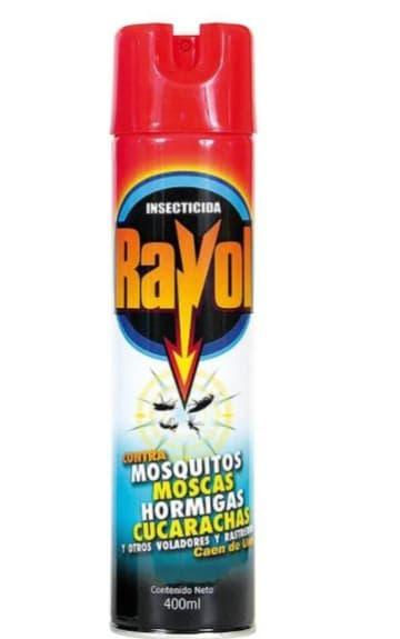 RAYOL SPRAY RASTRERO 12*400ML 0101