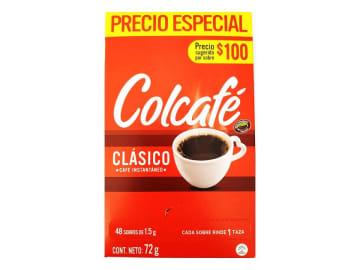 COLCAFE SOBRE 30DISP*48*1.5GR