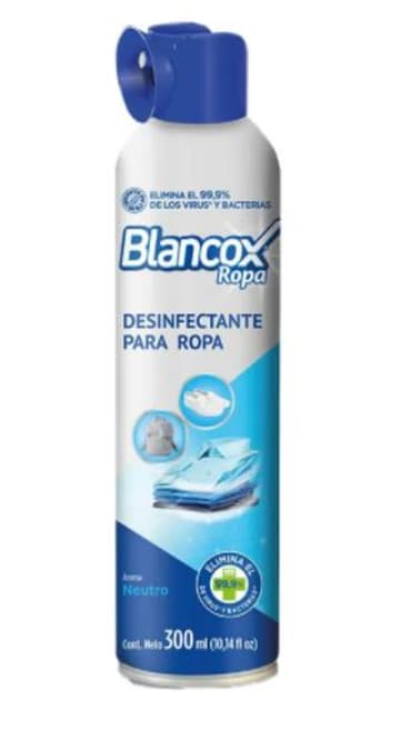 #DESINFEX ROPA 12*300ML