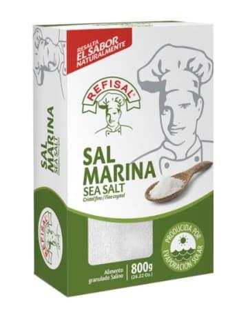 SAL MARINA 12*800GR