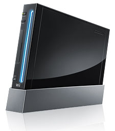 The Black Wii