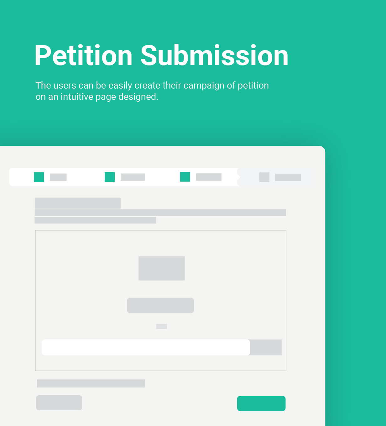 petition intro submission