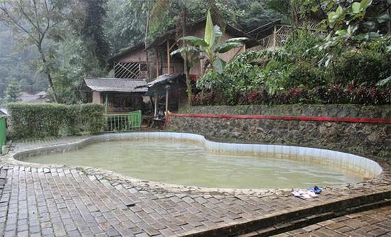 Air Panas Ciparay - Tempat Wisata di Bogor