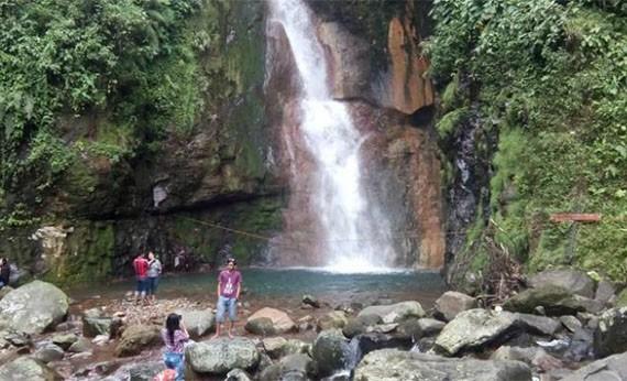 Curug Cigamea - Tempat Wisata di Bogor
