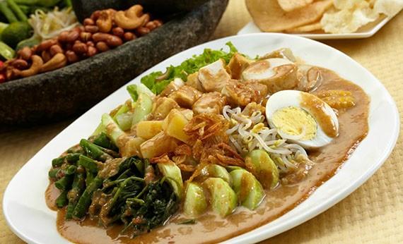 Kuliner Indonesia - Gado-gado