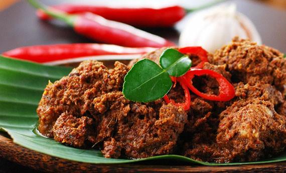 Kuliner Indonesia - Rendang