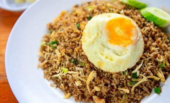 Kuliner Indonesia - Nasi Goreng