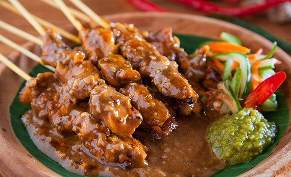 Kuliner Indonesia - Sate