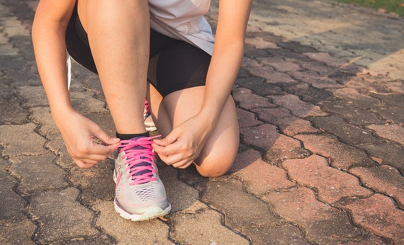 Berolahraga - Cara Ampuh Menurunkan Berat Badan