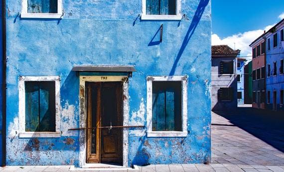 Warna Biru - Membuat Hidup Lebih Mudah