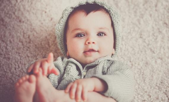 Menaruh Foto Bayi - Membuat Hidup Lebih Mudah