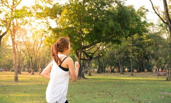 Berolahraga - Menjaga Kesehatan Mata